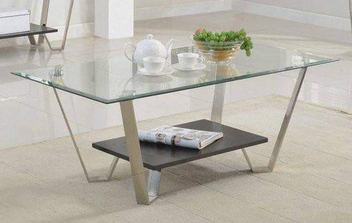 Brassex Inc. Coffee Tables & Sets Excalibur Coffee Series