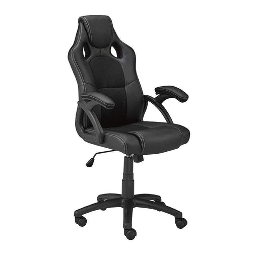 Brassex Inc. Office Chair Black Sutro Office Chair in Black, Green/Black, or Red/Black