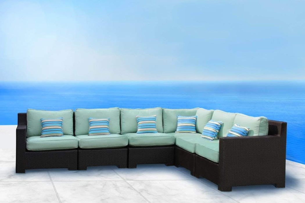 CIEUX Sectional Provence L-Shaped Sectional