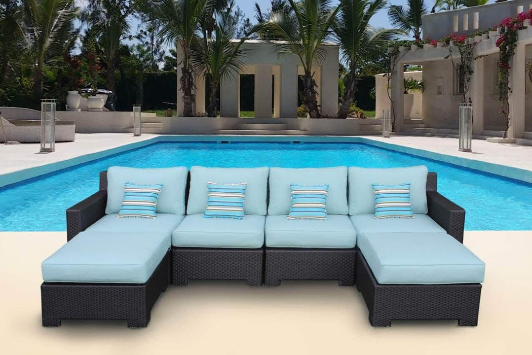 CIEUX Sectional Provence Medium U-Shaped Sectional - Available in 3 Colours