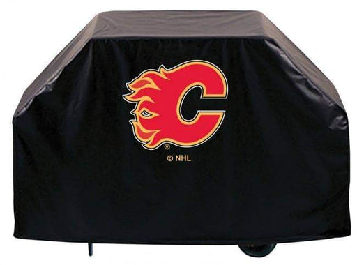 Holland BBQ Covers Accessories Calgary Flames / 60 Inch NHL Team BBQ Covers