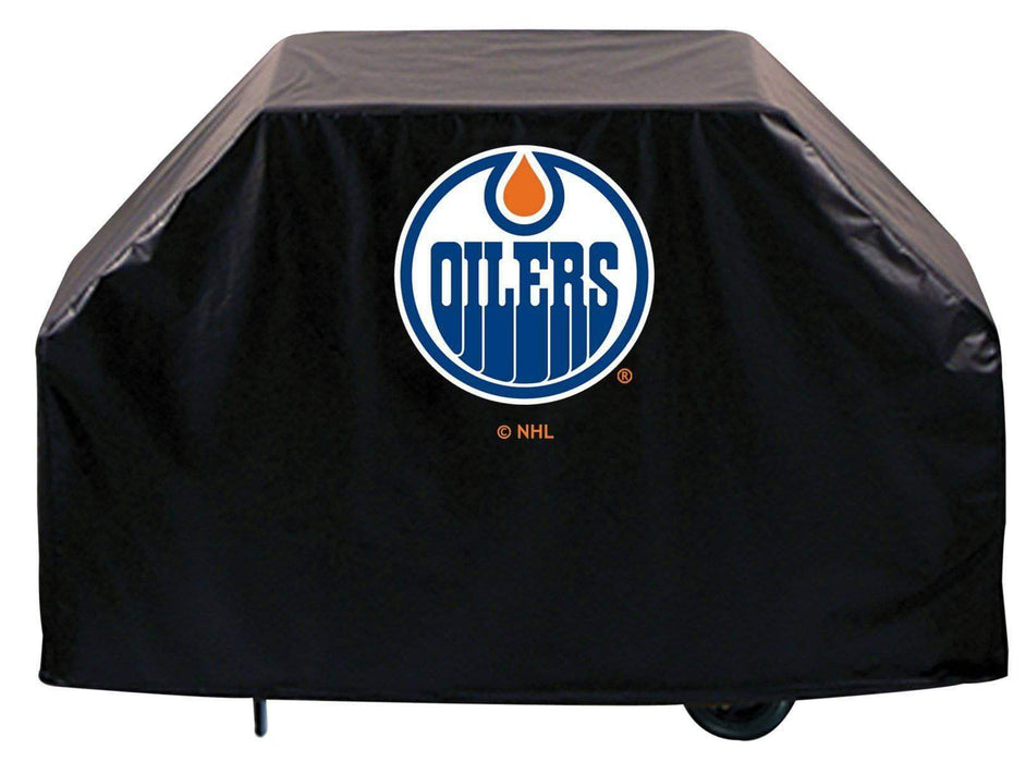 Holland BBQ Covers Accessories Edmonton Oilers / 60 Inch NHL Team BBQ Covers
