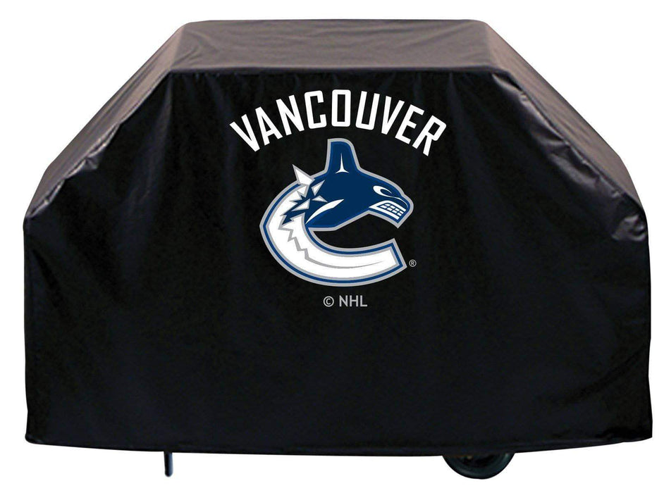 Holland BBQ Covers Accessories Vancouver Canucks / 60 Inch NHL Team BBQ Covers