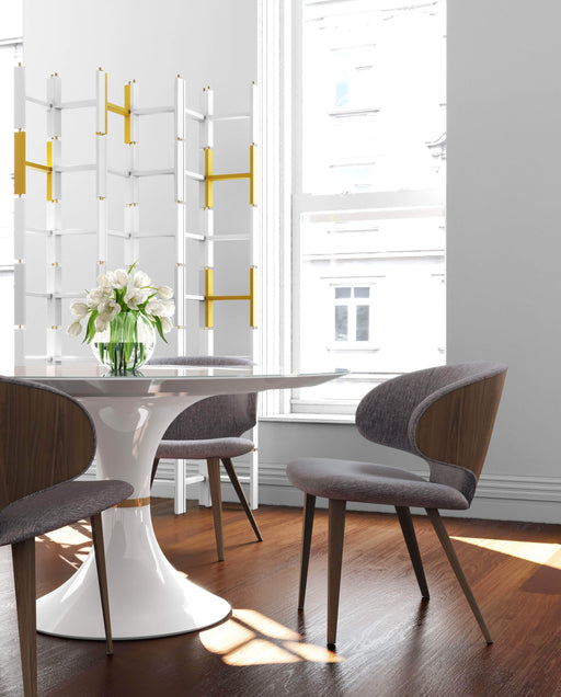 Modloft Dining Chair Harper Dining Chair