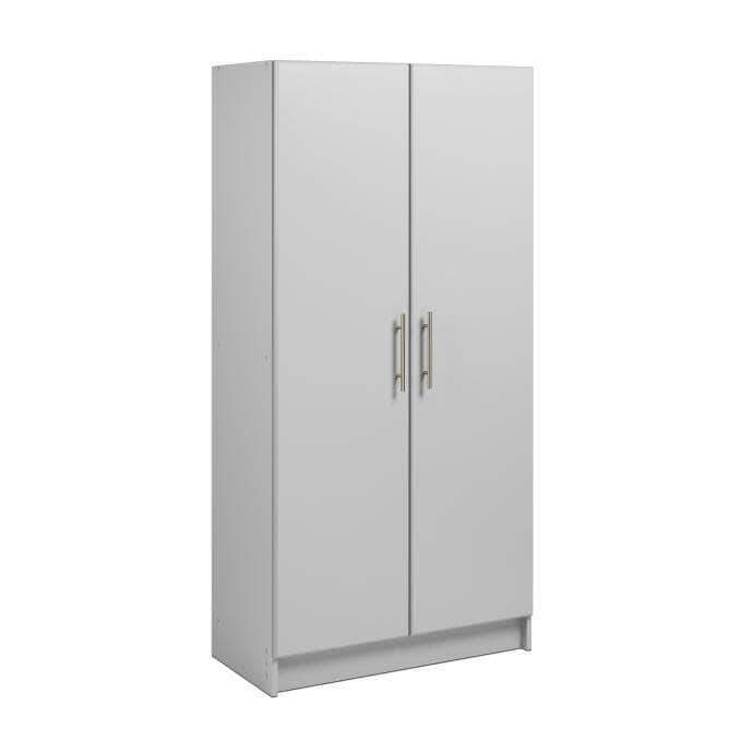 Modubox ELITE Home Storage Collection Light Gray Elite 32 inch Storage Cabinet - Multiple Options Available