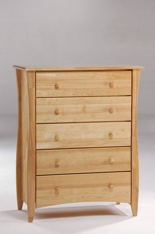 Night and Day Drawer Chest Natural Clove Chest - Available in 6 Colours