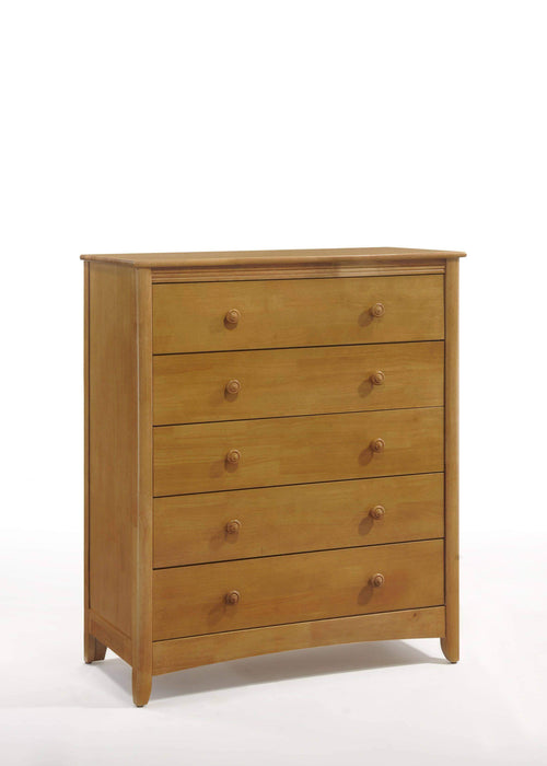 Night and Day Drawer Chest Oak Secret Chest - Available in 5 Colours