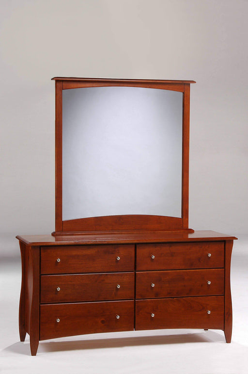 Night and Day Dresser Cherry Clove Dresser and Mirror - Available in 6 Colours