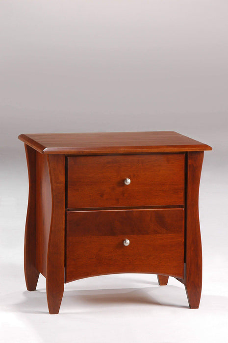 Night and Day Nightstand Cherry Clove Nightstand - Available in 6 Colours