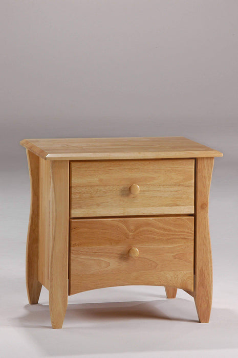 Night and Day Nightstand Natural Clove Nightstand - Available in 6 Colours