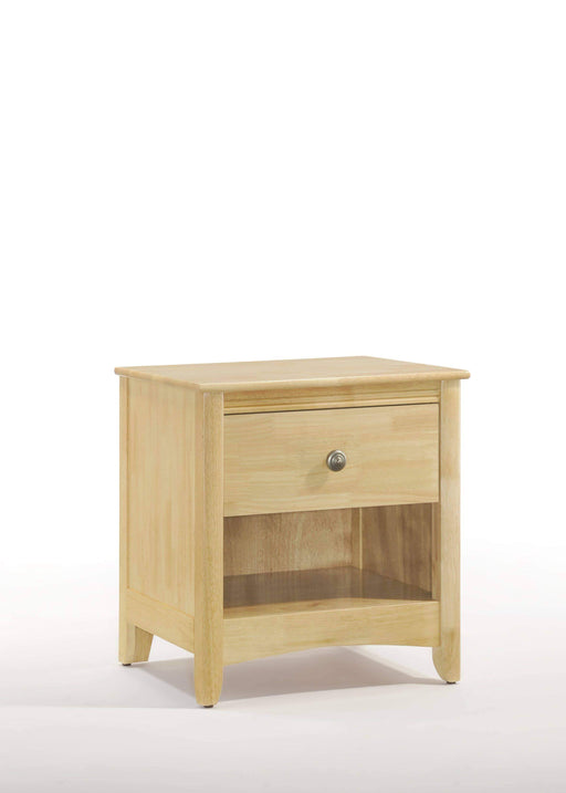 Night and Day Nightstand Natural Secret Nightstand - Available in 5 Colours