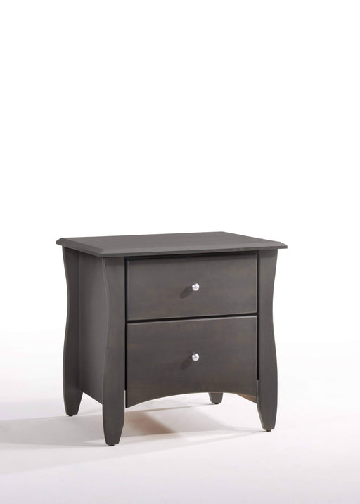 Night and Day Nightstand Stonewash Clove Nightstand - Available in 6 Colours