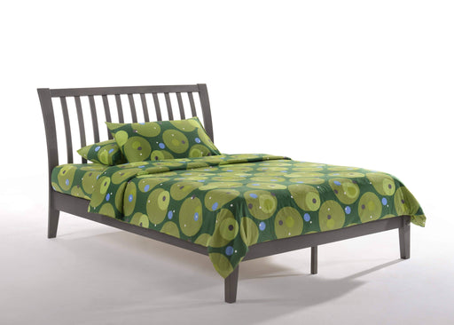 Night and Day Platform Beds Full / Stonewash Nutmeg Platform Bed - Available in 6 Colours