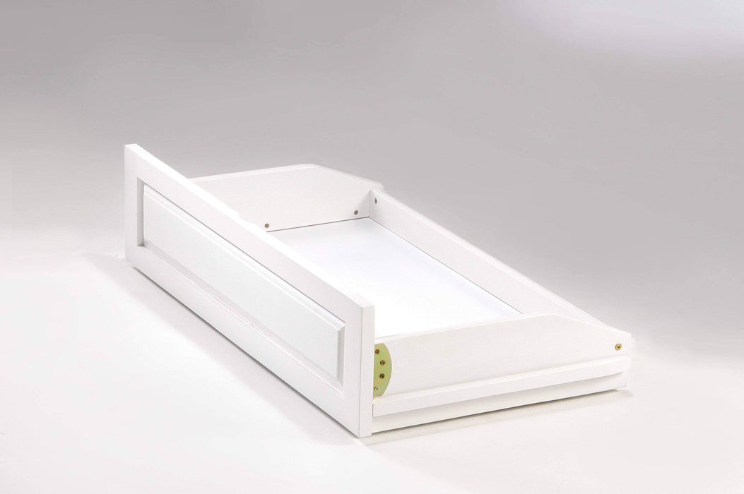 Night and Day Underbed Storage Drawers Queen/King / White Underbed Storage Drawers - Available in 6 Colours