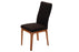 Corcoran Chair Black Leather Chairs (Set of 2) - Available in 3 Colours