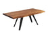 "Pending - Corcoran Table Rocket Legs Live Edge Acacia Table L 72"" - Available with 6 Leg Styles"