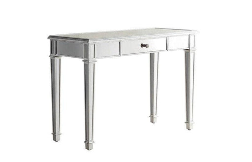 Danielle Table Desk Danielle Vanity Desk - Silver