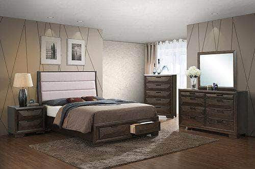 Pending - IFDC Emma 5 Piece Bedroom Set