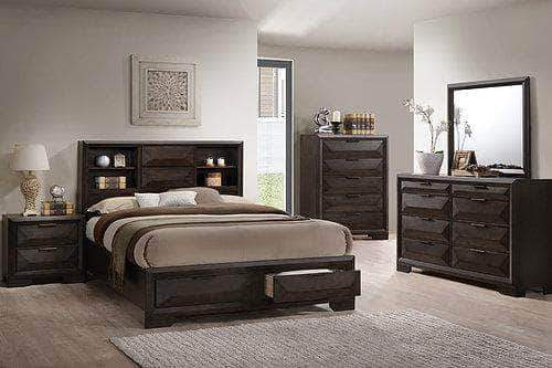 Pending - IFDC Laura 5 Piece Bedroom Set