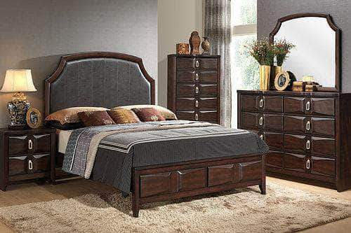 Pending - IFDC Queen Nina 5 Piece Bedroom Set