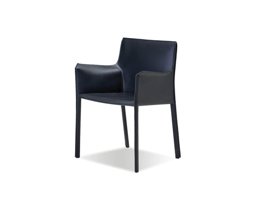 Mobital Arm Chair Fleur Arm Chair Full Leather Wrap - Available in 4 Colours