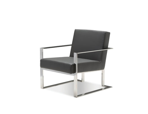 Mobital Motivo Leatherette Arm Chair