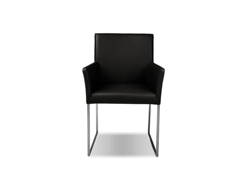 Mobital Tate Leatherette Arm Chair