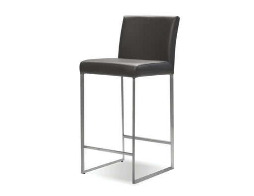 Mobital Tate Leatherette Bar Stool