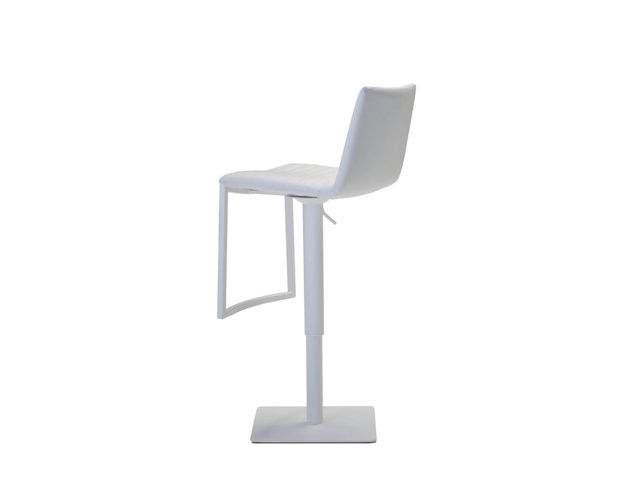 Mobital Bar Stool Raven Hydraulic Leatherette Bar Stool - Available in 2 Colours