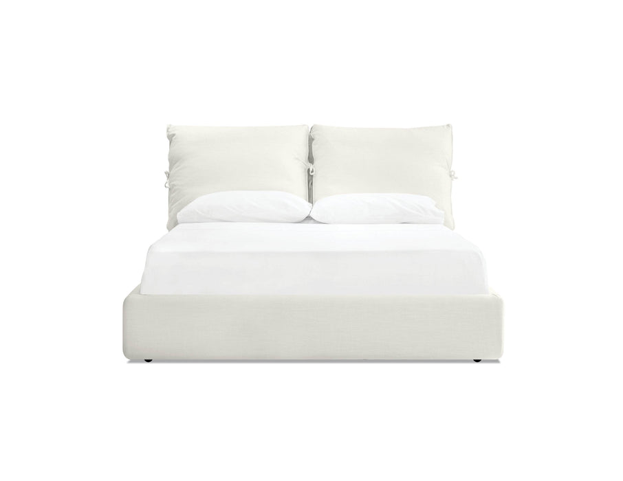 Mobital Bed Cream Linen / Queen Plume Queen Bed - Available in 2 Colours and Sizes