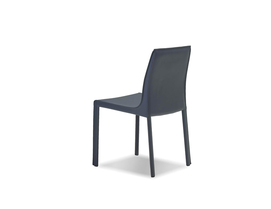 Pending - Mobital Dining Chair Fleur Dining Chair Full Leather Wrap Set Of 2 - Available in 4 Colours