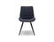 Mobital Dining Chair Willam Upholstered Dining Chair With Powder Coated Legs Set Of 2 - Available in 2 Options