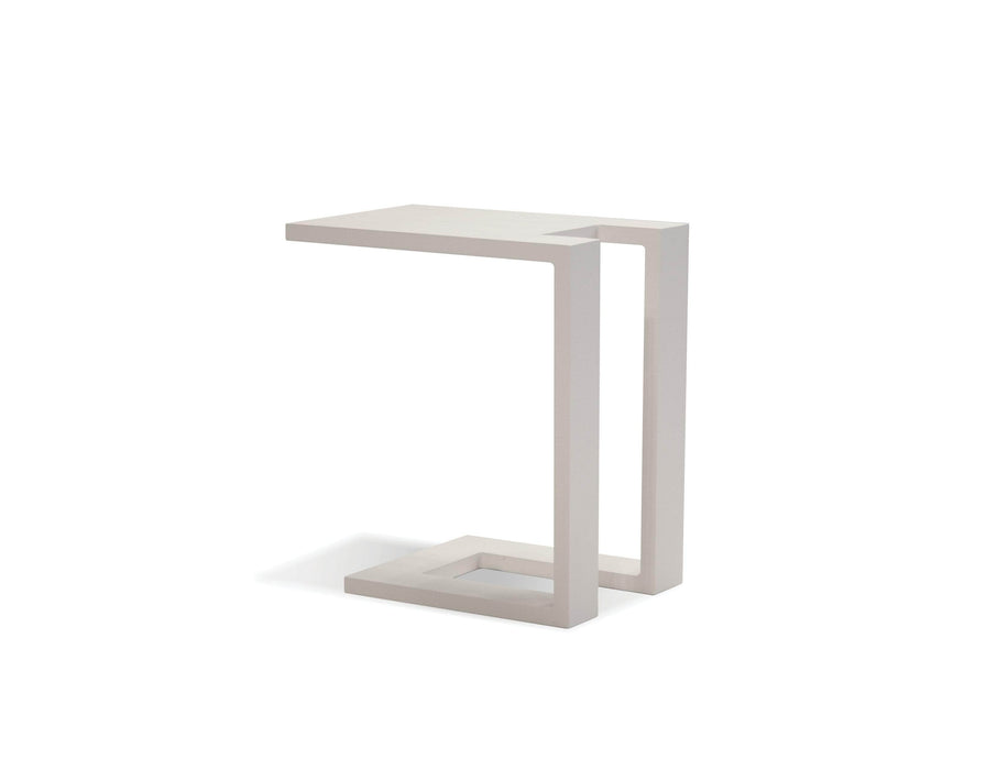 Mobital End Table Ambleside End Table with Aluminum Frame - Available in 3 Colours