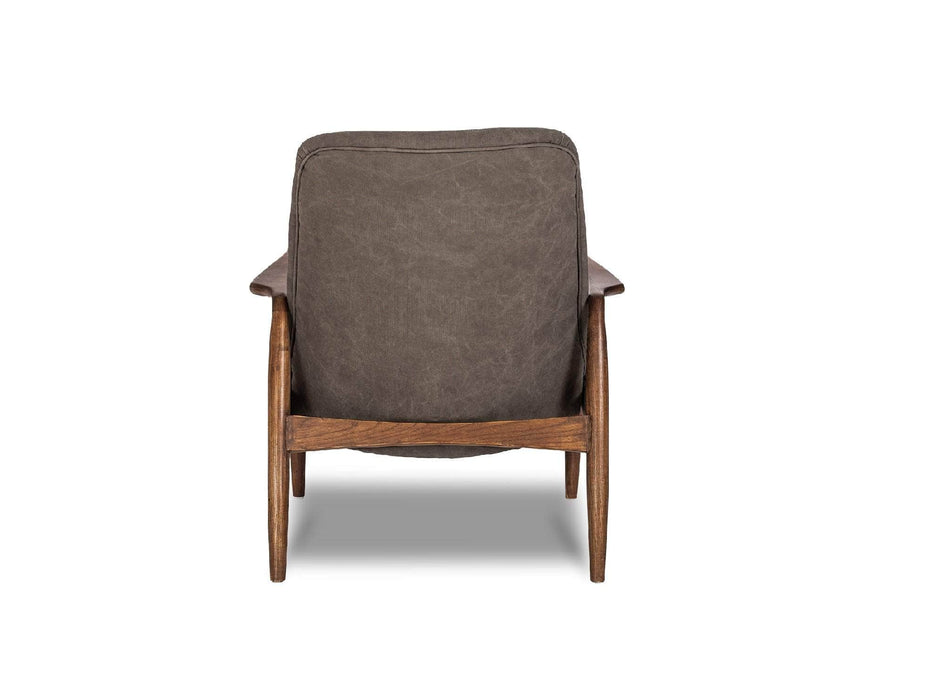 Mobital Lounge Chair Reynolds Lounge Chair With Black Matte Frame - Available in 2 Colours