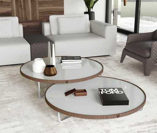 Pending - Modloft Coffee Tables Adelphi Nesting Coffee Tables - Available in 4 Colours