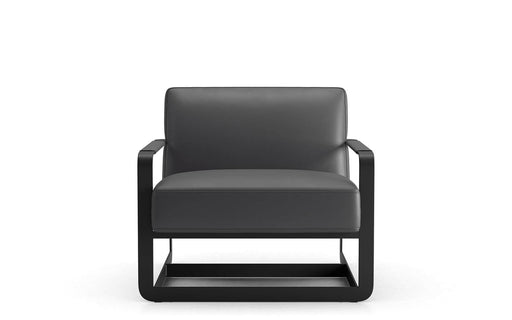 Pending - Modloft Lounge Chairs Crosby Lounge Chair - Available in 2 Colours