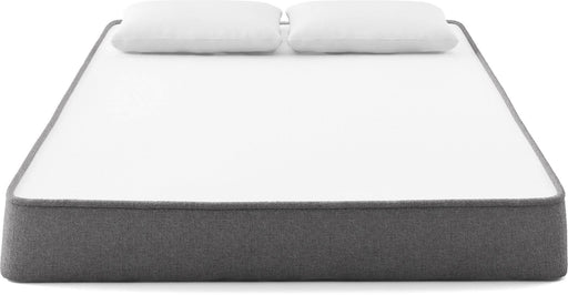 Pending - Modloft Mattresses Aurora Mattress in White and Slate - Available in 6 Sizes