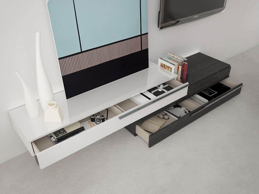 Pending - Modloft Media Storage Gramercy Media Console - Available in 2 Colours