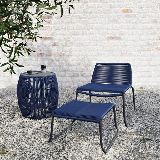 Pending - Modloft Outdoor Volta Outdoor Accent Table - Available in 3 Colours