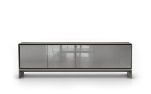 Pending - Modloft Sideboards Acier/Glossy Gray Barnes Sideboard - Available in 2 Colours