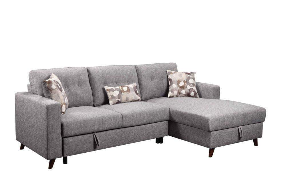 Pending - Primo International Right Facing Chaise Susanna Sleeper Sectional