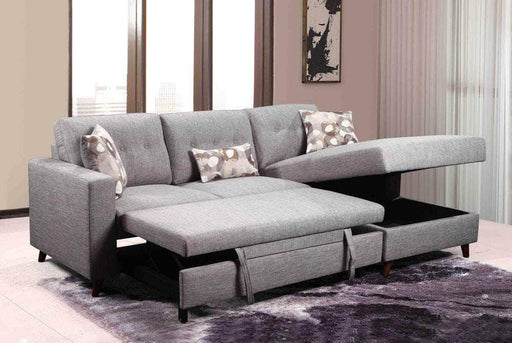 Pending - Primo International Susanna Sleeper Sectional