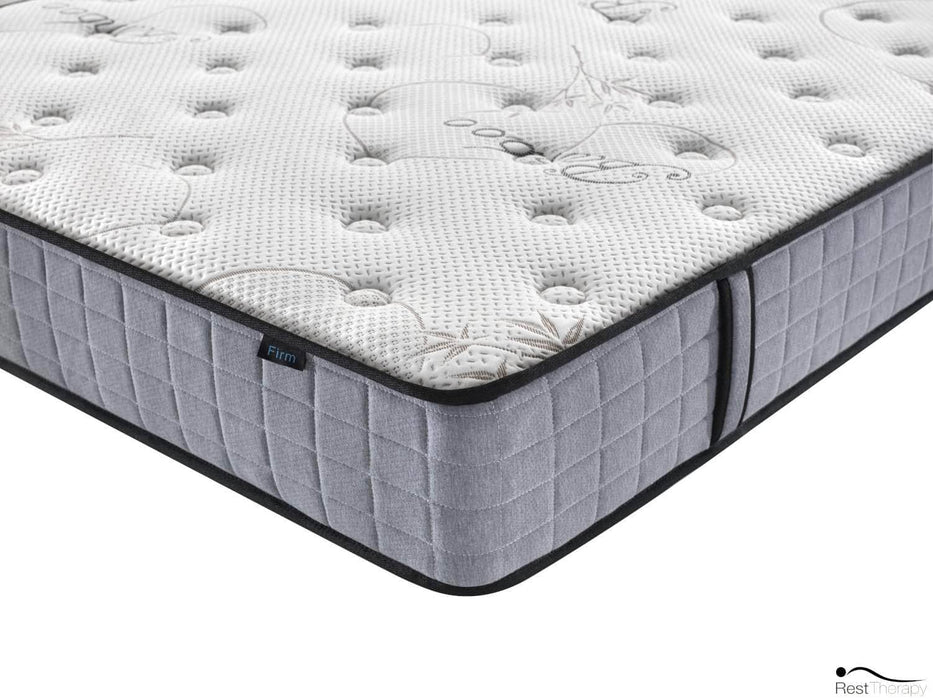 Pending - Rest Therapy Mattress 10 Inch Rejuvenate Bamboo Pocket Coil Mattress - Available in 4 Sizes