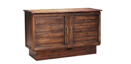 Sleep Chest Murphy Bed Tuscany Murphy Bed in Brushed Acacia Wholesale Furniture Brokers