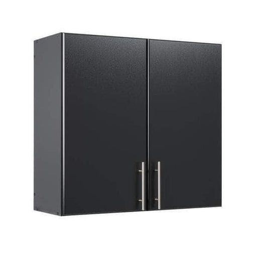 Prepac Black Elite 32 inch Tall Wall Cabinet - Multiple Options Available