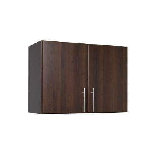 Prepac ELITE Home Storage Collection Espresso Elite 32 inch Stackable Wall Cabinet - Multiple Options Available