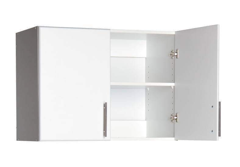 Prepac ELITE Home Storage Collection White Elite 32 inch Stackable Wall Cabinet - Multiple Options Available