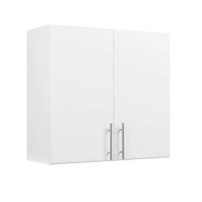 Prepac White Elite 32 inch Tall Wall Cabinet - Multiple Options Available