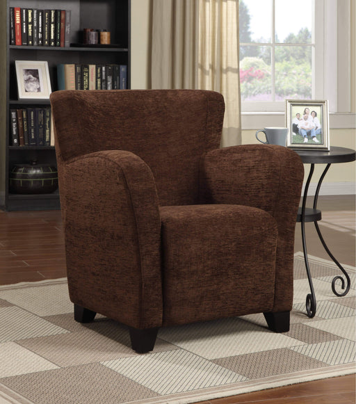Primo International Accent Chair Brown Anita Casual Tub Chair - Available in 2 Colours