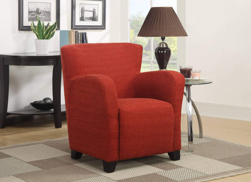 Primo International Accent Chair Red Anita Casual Tub Chair - Available in 2 Colours
